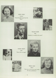 Page 21, 1947 Edition, Northport High School - Tiger Tales Yearbook (Northport, NY) online yearbook collection