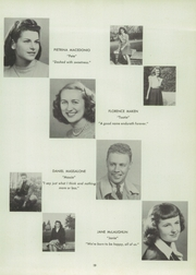 Page 23, 1947 Edition, Northport High School - Tiger Tales Yearbook (Northport, NY) online yearbook collection