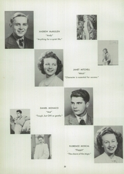 Page 24, 1947 Edition, Northport High School - Tiger Tales Yearbook (Northport, NY) online yearbook collection