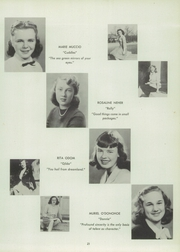 Page 25, 1947 Edition, Northport High School - Tiger Tales Yearbook (Northport, NY) online yearbook collection