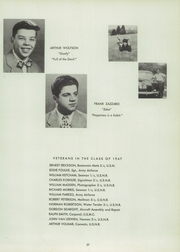 Page 31, 1947 Edition, Northport High School - Tiger Tales Yearbook (Northport, NY) online yearbook collection