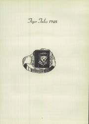 Page 5, 1948 Edition, Northport High School - Tiger Tales Yearbook (Northport, NY) online yearbook collection