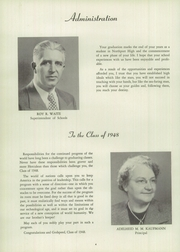 Page 8, 1948 Edition, Northport High School - Tiger Tales Yearbook (Northport, NY) online yearbook collection