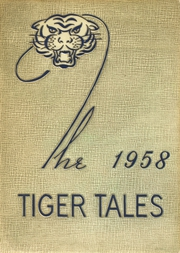 Page 1, 1958 Edition, Northport High School - Tiger Tales Yearbook (Northport, NY) online yearbook collection