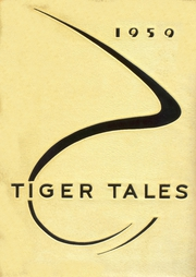 Northport High School - Tiger Tales Yearbook (Northport, NY) online yearbook collection, 1959 Edition, Page 1