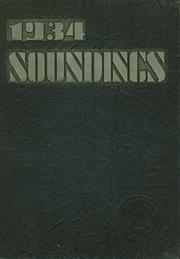Page 1, 1934 Edition, Port Richmond High School - Soundings Yearbook (Staten Island, NY) online yearbook collection