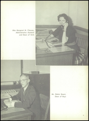Page 13, 1958 Edition, Port Richmond High School - Soundings Yearbook (Staten Island, NY) online yearbook collection