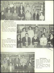 Page 16, 1958 Edition, Port Richmond High School - Soundings Yearbook (Staten Island, NY) online yearbook collection