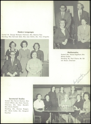 Page 17, 1958 Edition, Port Richmond High School - Soundings Yearbook (Staten Island, NY) online yearbook collection