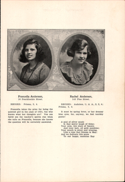 Page 13, 1921 Edition, Kingston High School - Maroon Yearbook (Kingston, NY) online yearbook collection