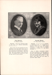 Page 14, 1921 Edition, Kingston High School - Maroon Yearbook (Kingston, NY) online yearbook collection