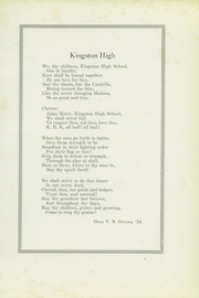 Page 11, 1926 Edition, Kingston High School - Maroon Yearbook (Kingston, NY) online yearbook collection