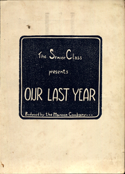 Page 7, 1928 Edition, Kingston High School - Maroon Yearbook (Kingston, NY) online yearbook collection