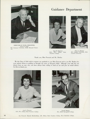 Page 14, 1964 Edition, Kingston High School - Maroon Yearbook (Kingston, NY) online yearbook collection