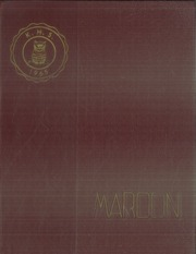 Page 1, 1965 Edition, Kingston High School - Maroon Yearbook (Kingston, NY) online yearbook collection