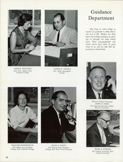 Page 14, 1965 Edition, Kingston High School - Maroon Yearbook (Kingston, NY) online yearbook collection