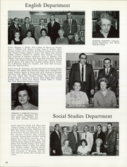 Page 16, 1965 Edition, Kingston High School - Maroon Yearbook (Kingston, NY) online yearbook collection
