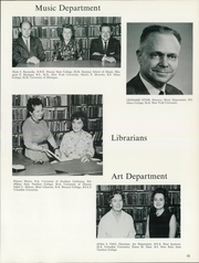 Page 17, 1965 Edition, Kingston High School - Maroon Yearbook (Kingston, NY) online yearbook collection