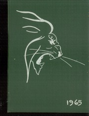 1965 Edition, Longwood High School - Lions Den Yearbook (Middle Island, NY)
