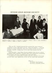 Page 19, 1968 Edition, Longwood High School - Lions Den Yearbook (Middle Island, NY) online yearbook collection