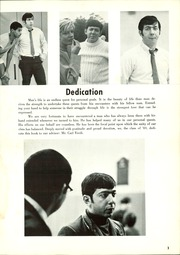Page 7, 1969 Edition, Longwood High School - Lions Den Yearbook (Middle Island, NY) online yearbook collection