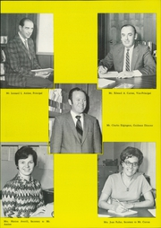 Page 13, 1972 Edition, Shenendehowa High School - Carillon Yearbook (Clifton Park, NY) online yearbook collection