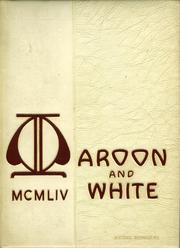 Page 1, 1954 Edition, Bay Shore High School - Maroon and White Yearbook (Bay Shore, NY) online yearbook collection