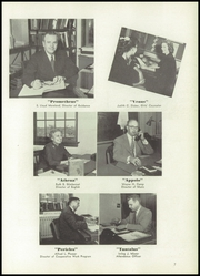 Page 11, 1954 Edition, Bay Shore High School - Maroon and White Yearbook (Bay Shore, NY) online yearbook collection