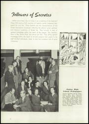 Page 12, 1954 Edition, Bay Shore High School - Maroon and White Yearbook (Bay Shore, NY) online yearbook collection
