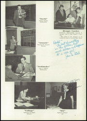 Page 13, 1954 Edition, Bay Shore High School - Maroon and White Yearbook (Bay Shore, NY) online yearbook collection