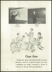 Page 14, 1954 Edition, Bay Shore High School - Maroon and White Yearbook (Bay Shore, NY) online yearbook collection