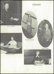 Page 16, 1959 Edition, Bay Shore High School - Maroon and White Yearbook (Bay Shore, NY) online yearbook collection