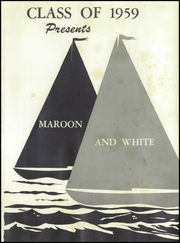 Page 5, 1959 Edition, Bay Shore High School - Maroon and White Yearbook (Bay Shore, NY) online yearbook collection