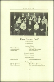 Page 16, 1932 Edition, Spring Valley High School - Tiger Yearbook (Spring Valley, NY) online yearbook collection
