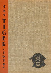 1934 Edition, Spring Valley High School - Tiger Yearbook (Spring Valley, NY)