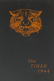 1944 Edition, Spring Valley High School - Tiger Yearbook (Spring Valley, NY)