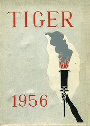 1956 Edition, Spring Valley High School - Tiger Yearbook (Spring Valley, NY)