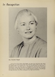 Page 10, 1960 Edition, Spring Valley High School - Tiger Yearbook (Spring Valley, NY) online yearbook collection