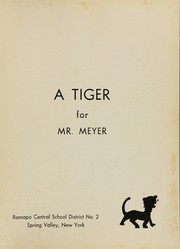 Page 5, 1960 Edition, Spring Valley High School - Tiger Yearbook (Spring Valley, NY) online yearbook collection