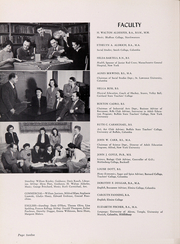 Page 14, 1948 Edition, Mepham High School - Treasure Chest Yearbook (Bellmore, NY) online yearbook collection