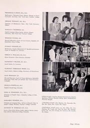 Page 17, 1948 Edition, Mepham High School - Treasure Chest Yearbook (Bellmore, NY) online yearbook collection