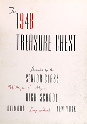 Page 7, 1948 Edition, Mepham High School - Treasure Chest Yearbook (Bellmore, NY) online yearbook collection