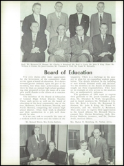 Page 10, 1956 Edition, Mepham High School - Treasure Chest Yearbook (Bellmore, NY) online yearbook collection