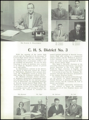 Page 12, 1956 Edition, Mepham High School - Treasure Chest Yearbook (Bellmore, NY) online yearbook collection