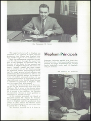 Page 13, 1956 Edition, Mepham High School - Treasure Chest Yearbook (Bellmore, NY) online yearbook collection