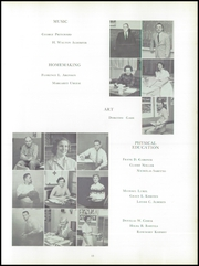 Page 17, 1956 Edition, Mepham High School - Treasure Chest Yearbook (Bellmore, NY) online yearbook collection