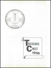 Page 5, 1956 Edition, Mepham High School - Treasure Chest Yearbook (Bellmore, NY) online yearbook collection