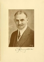 Page 13, 1925 Edition, Philadelphia College of Osteopathic Medicine - Synapsis Yearbook (Philadelphia, PA) online yearbook collection