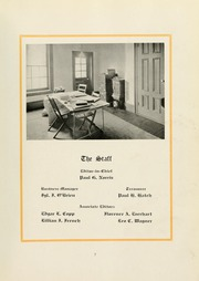 Page 17, 1925 Edition, Philadelphia College of Osteopathic Medicine - Synapsis Yearbook (Philadelphia, PA) online yearbook collection