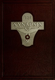 Philadelphia College of Osteopathic Medicine - Synapsis Yearbook (Philadelphia, PA) online yearbook collection, 1929 Edition, Page 1
